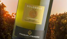 Announcing the new Poggio al Tesoro vintage of Solosole 2015.