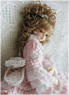 Victoria in Baby, The Stars Shine Bright by MiriamBJDolls, via Flickr
