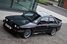 As many of us BMW enthusiasts have known for a while now, the vehicles brought to the public by BMW have a few key characteristics that set them apart from the typical automobile. Bmw E30 M3, Bmw Alpina, Bmw M3 Sport, Sport Cars, Bmw M Series, Bmw Motors, Bavarian Motor Works, Bentley Car, Bmw Classic Cars