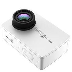 Original Xiaomi Yi 2 International Version WiFi 4K Sports Action Camera -249.99 and Free Shipping| GearBest.com