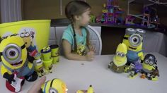 PlayDoh Surprise Egg Minions - Minions Biggest - Party Ever Minions Abc Song For Kids, Kids Songs, Minions Minions, Frozen Toys, Abc Songs, Big Party, Play Doh, Toys Shop, Cart