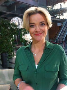 """Monika Richardson w """"Pytaniu na śniadanie"""" Tv, Jewelry, Jewlery, Jewerly, Television Set, Schmuck, Jewels, Jewelery, Fine Jewelry"""