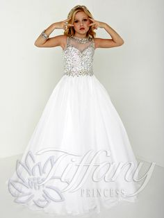 Everything Formals - Tiffany Princess Little Girls Dress 13426, $300.00 (http://www.everythingformals.com/Tiffany-Princess-13426/)