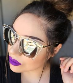 Slayage from dusk till dawn ✨ @letzyalva #vibewithgoldsoul https://goldvibez.com/, www.luvore.com and www.floatyourboat.la #sunnies #sunglasses #vibewithgoldsoul