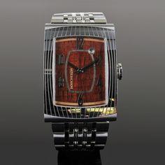 """Boucheron """"Reflet Chateau Latour 2005"""" #boucheronreflet #chateaulatour #swisswatches #auctioneerlacparis.com"""