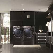 Image result for laundry room ideas Stacked Washer Dryer, Washer And Dryer, Laundry Room, Home Appliances, Room Ideas, Image, House Appliances, Washing And Drying Machine, Laundry Rooms