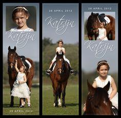 Communiefoto's met een paard? Contacteer e-horse.be voor meer info! Ook voor mensen die zelf géén paard hebben!