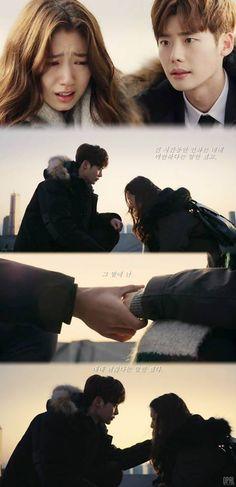Lee Jong Suk #Pinocchio ep 10 SBS 14.12.11