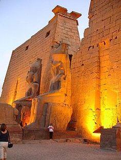 Luxor Temple (Egypt) Ancient Tebas