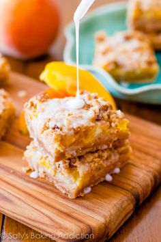 Peaches 'n Cream Bar