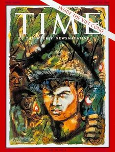 """TIME Magazine """"Inside the Viet Cong"""", 25 Aug 1967"""