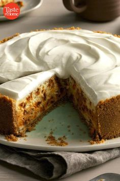 Fall Dessert Recipes, Thanksgiving Desserts, Fall Desserts, Fall Recipes, Easter Desserts, Mini Caramel Apples, Caramel Apple Cheesecake, Cheesecake Recipes, Carrot Cheesecake