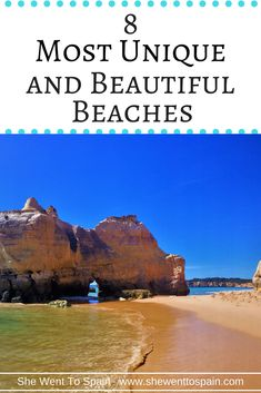Sun and salt water can cure all that ails you, so choosing a beach destination is a big decision! Here are some of the most unique and beautiful beaches.