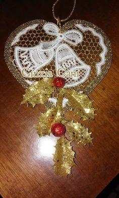 Christmas Bulbs, Xmas, Holiday Decor, Lace, Inspiration, Home Decor, Christmas, Biblical Inspiration, Decoration Home