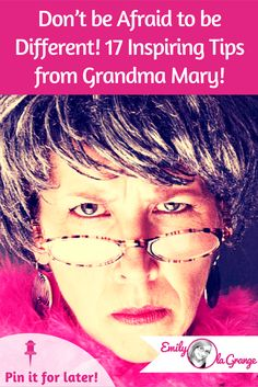Have you discovered Grandma Mary yet? If not, today you are in for a treat! She's the Slightly cranky Social Media Edutainer, making social media fun for all… If Grandma Mary can do it, you can too.