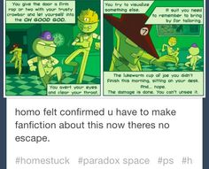 Paradox space tag on tumblr