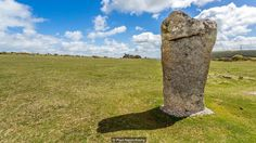 Stone circle on Bodmin Moor (Credit: Credit: Paul Nash/Alamy)