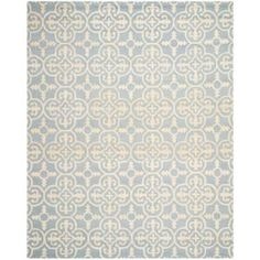 Safavieh Cambridge Light Blue/Ivory 9 ft. x 12 ft. Area Rug-CAM133A-9 at The Home Depot