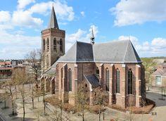 Oude kerk in Ede