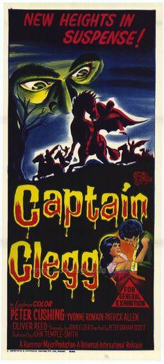 Captain Clegg (1962) (HAMMER)