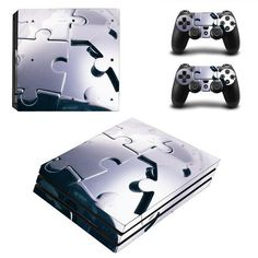 PS4 Pro Console Skin - Jigsaw Console Skin     All skins are made from...