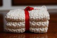Easy Crochet Dishcloth/Washcloth Free Pattern