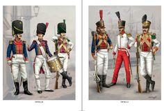 uniforms of kingdom of naples - Cerca con Google