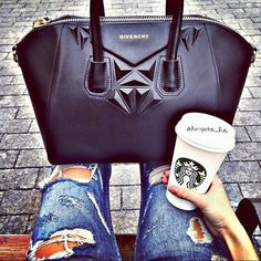 Want to add some luxuries in your wardrobe! Then get yourself a classy  Givenchy handbag 6e1eef642483b