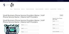 http://www.clearcallusa.com/small-business-phone-service-providers-maine-voip-phone-service-maine/