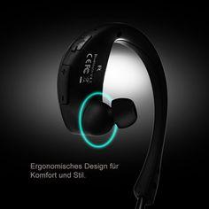 Mpow® Cheetah Bluetooth 4.1 Wireless Schweißfänger: Amazon.de: Computer & Zubehör