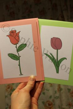 Our Item of the Week is this Set of 2 Flower Illustration Greetings Cards, with 20% off! Was £3.00, Now £2.40! These cards are blank inside for your own personal message. They are great for birthday's or even just for sending a message to someone special :) (This offer will run from Sun 21st April until Sun 28th April 2013). THIS OFFER HAS NOW EXPIRED.