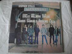 """STEPHEN STILLS """"MANASSAS"""" VINYL LP 1972 ATLANTIC RECORDS SD 2-903, STEREO  #BluesRockExperimentalRockFolkCountryRockGarageRockRocknRollSoftRockPsychedelicRockSingerSongwriter"""