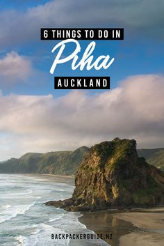 6 Priceless Things to Do in Piha - NZ Pocket Guide New Zealand Travel Guide Attraction, Stuff To Do, Things To Do, New Zealand Holidays, New Zealand Travel Guide, Amazing Sunsets, Amazing Destinations, Travel Destinations, Great Barrier Reef
