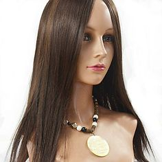 Lace Front Human Hair WIgs Silk Straight Human Hair Wigs