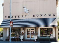 Chateau Sonoma French Antique Shop in Sonoma, California