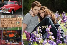 Twilight' Tourism: 7 Places to Visit in the Real-Life Forks, Washington