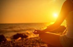 Image result for images for families meditating at ocean