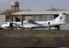 ATR ATR-72-500, Iran Aseman Airlines, EP-ATX, cn 573. Tehran, Iran, 7.3.2016. Atr 72, Tehran Iran, Aircraft, Blue, Aviation, Planes, Airplane, Airplanes, Plane