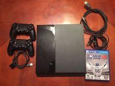 Sony PlayStation 4 (Latest Model) - 500 GB Black Console - Bundle