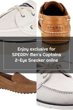 New SPERRY Men's Captains 2-Eye Sneaker fashion mens shoes. [$29.98] chictopclothing Fashion is a popular style Sperrys Men, Sneakers Fashion, Men's Shoes, Mens Fashion, Popular, Eye, Moda Masculina, Man Shoes, Man Fashion