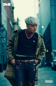 Lee Seung-hyun (born December better known by his stage name Seungri or V., is a South Korean singer-songwriter and actor. He is the youngest member of the South Korean boy band Big Bang Choi Seung Hyun, Sung Hyun, Sung Lee, Daesung, Vip Bigbang, K Pop, 2ne1, Yg Entertainment, Moda Masculina