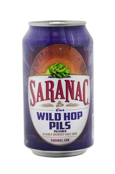 "Saranac Wild Hop Pils. "" The swallow's ultrasoft (but still prickly in that pilsner way) and cohesive the whole way down, shooting orange and honeydew over the tongue that last after the beer's gone down. It's quick, clean, mild and refreshing as a pils should be, but the hop flavor leaves your clamoring for another sip."""