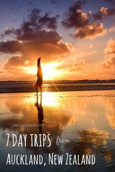 7 Must Do One-Day Trips From Auckland New Zealand! Time to get out of the city and explore the beauty! New Zealand Destinations, New Zealand Itinerary, New Zealand Travel Guide, Travel Destinations, One Day Trip, Day Trips, Places To Travel, Places To See, New Zealand Landscape