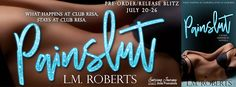 Abibliophobia Anonymous                 Book Reviews: **RELEASE BLITZ With Giveaway**  Painslut by L.M. ...
