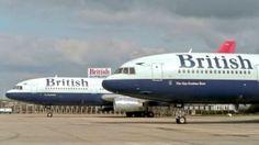 British Airways L1011 Tristars