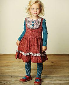Friends Forever, Fall 2015: Teresa Lap Dress