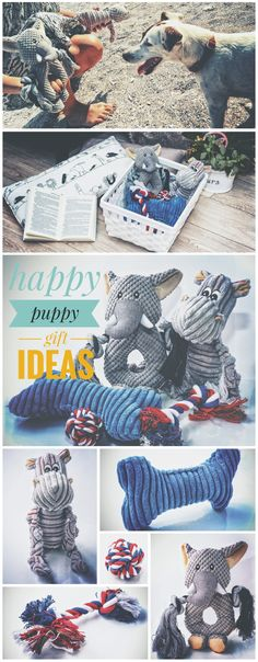 PERFECT GIFT SET – A dog toys pack that helps relieve pain & soreness post-teething, takes away boredom from your puppy's life, helps curb anxiety & better channelize excess energy, and proves ideal as a cuddle-buddy as well, simply to carry around or to sleep with.