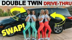 Acro Dance, Dance Poses, Famous Twins, Merrell Twins, Double Twin, Pranks, Swatch, Guys, Youtube