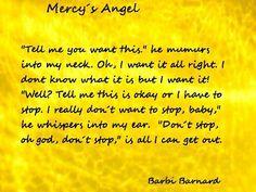 Mercy's Angel teaser