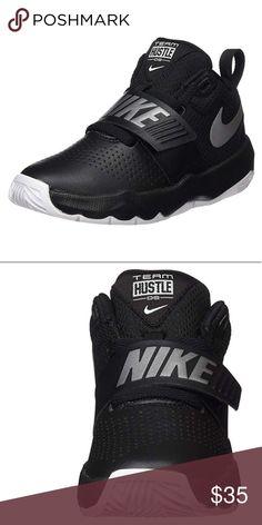 buy popular a85fc 17214 Kids  Team Hustle D 8 (Ps) Basketball Shoe Sz5C Kids  Team Hustle